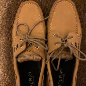 Men's size 11 1/2 Sperry Topsiders.